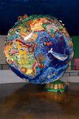 03 EarthWorks Globe Archival Print